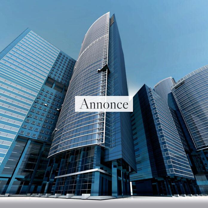 3d grafik af en bygning